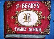 The Beary Family Theatrical Cartoon Series Logo