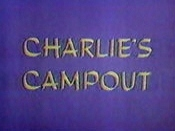 Charlie's Campout Picture Of Cartoon