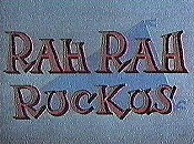 Rah Rah Ruckus Pictures Of Cartoons