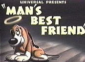 Man's Best Friend Free Cartoon Pictures