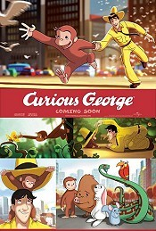 Curious George Free Cartoon Picture