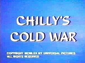Chilly's Cold War Picture Of The Cartoon