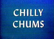 Chilly Chums Cartoon Character Picture