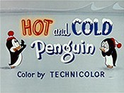 Hot And Cold Penguin Cartoon Pictures