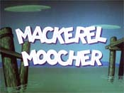 Mackerel Moocher Cartoon Picture