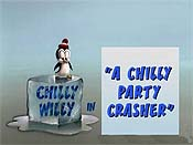 A Chilly Party Crasher Video