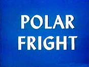 Polar Fright Picture To Cartoon