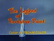 The Legend Of Rockabye Point Picture To Cartoon