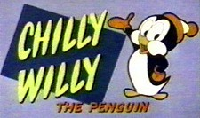 Chilly Willy Theatrical Cartoon Series Logo