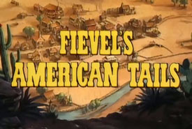 Fievel's American Tails Episode Guide Logo
