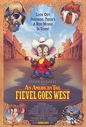 An American Tail: Fievel Goes West Picture To Cartoon