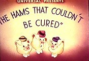 The Hams That Couldn't Be Cured Picture To Cartoon