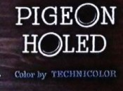 Pigeon Holed Free Cartoon Picture