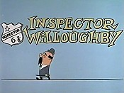 Inspector Willoughby Theatrical Cartoon Series Logo