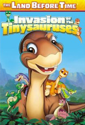 The Land Before Time XI: Invasion Of The Tinysauruses Picture Into Cartoon
