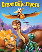 The Land Before Time XII: The Great Day Of The Flyers Cartoon Picture