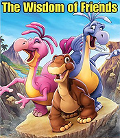The Land Before Time XIII: The Wisdom of Friends Picture Into Cartoon