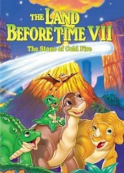 The Land Before Time VII: The Stone Of Cold Fire Cartoon Picture