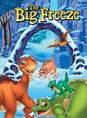 The Land Before Time VIII: The Big Freeze Picture Into Cartoon