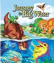 The Land Before Time IX: Journey To Big Water Cartoon Picture
