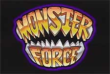 Monster Force Episode Guide Logo