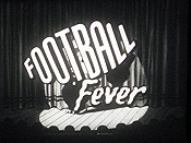 Football Fever Cartoon Picture