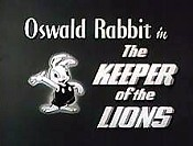 The Keeper Of The Lions The Cartoon Pictures