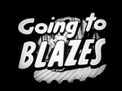 Going To Blazes Cartoon Picture
