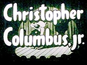 Chris Columbus, Jr. Cartoon Picture
