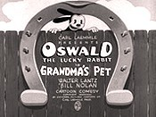 Grandma's Pet Cartoons Picture