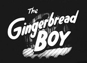 The Ginger Bread Boy Cartoon Picture