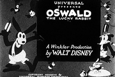 Oswald the Lucky Rabbit Theatrical Cartoon Series Logo