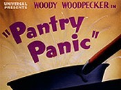 Pantry Panic Cartoon Picture
