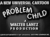 Problem Child Cartoon Pictures