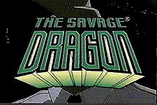 The Savage Dragon Episode Guide Logo