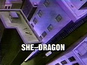 She-Dragon Cartoon Picture