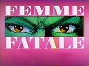 Femme Fatale Cartoon Picture