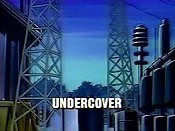 Undercover Cartoon Picture