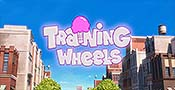 Training Wheels Free Cartoon Picture