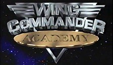 Wing Commander Academy Episode Guide Logo