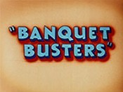 Banquet Busters Cartoon Character Picture