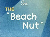 The Beach Nut Cartoon Picture