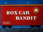 Box Car Bandit Picture Into Cartoon