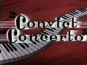 Convict Concerto Cartoon Picture