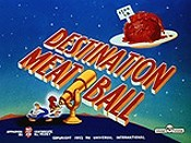 Destination Meatball Cartoon Character Picture