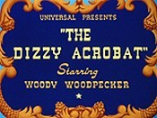 The Dizzy Acrobat Cartoon Character Picture