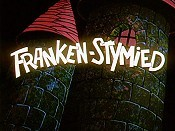 Franken-Stymied Cartoon Picture