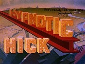 Hypnotic Hick Cartoon Picture