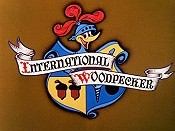 International Woodpecker Cartoon Picture