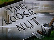 The Loose Nut Cartoon Character Picture